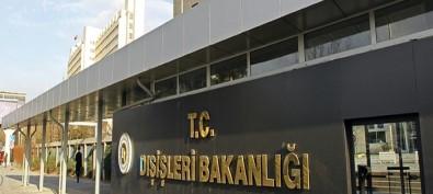 Disisleri Bakanligi, Iskeçe Müftüsü Ahmet Mete'ye Verilen Cezayi Kinadi