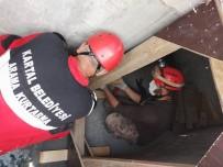SIMÜLASYON - Kartal Belediyesi Sivil Savunma Uzmanlarina Yönelik  'Arama-Kurtarma' Egitimi