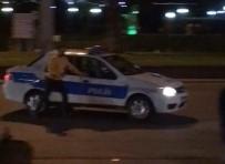 TRAFİK DENETİMİ - Kendisini Gözaltina Aldirmaya Çalisti, Sonunda Basardi