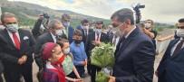 CUMHUR ÜNAL - Milli Egitim Bakani Ziya Selçuk Karabük'te