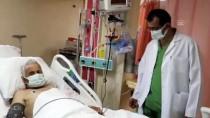 PROSTAT KANSERİ - Rize'de 88 Yasindaki Hasta 'Basparmak Anjiyografi' Operasyonuyla Sagligina Kavustu