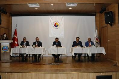 TOBB Baskani Hisarciklioglu'ndan Simav Ziyareti