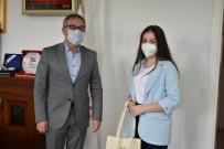 SOSYOLOJI - Türkiye 3'Üncüsü Ögrenciyi Makaminda Agirladi