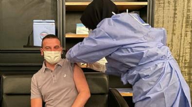 Türkiye'de bir ilk: Alışveriş merkezi yerinde aşı uygulaması başlattı