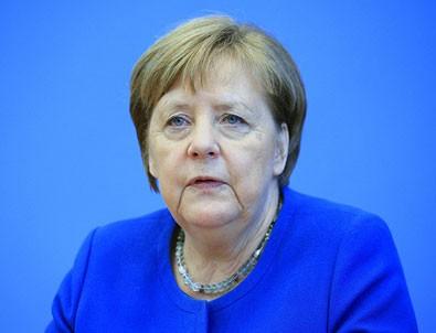 Almanya Başbakanı Angela Merkel'den Türkiye açıklaması!