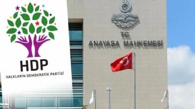 AYM Raportörü, Yargıtay Cumhuriyet Başsavcılığı'nın temelli kapatılmasına dair iddianamesinin kabulünü istedi