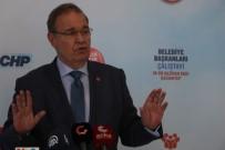 KARA PARA - CHP Sözcüsü Öztrak Çalistay Için Geldigi Gaziantep'te Açiklamalarda Bulundu