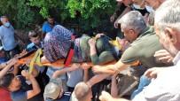 AHMET CAN - Dügün Yolunda Kaza Açiklamasi 10 Yarali