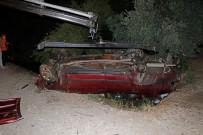 ESENKÖY - Fethiye'de Trafik Kazasi Açiklamasi1 Ölü