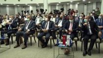 DÖVIZ KURU - Hazine Ve Maliye Bakani Lütfi Elvan Bursa'da Is Insanlariyla Bir Araya Geldi Açiklamasi (1)