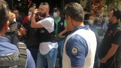 HDP İzmir İl Başkanlığı'na saldırıda yeni gelişme: Saldırgan adliyeye sevk edildi...