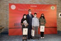 KOMPOZISYON - Mamak Belediyesi'nin Düzenledigi '23 Nisan Yarismasi'nin Finalistlerine Ödül