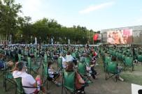MAHMUTLAR - 'Sahilde Sinema Var' Etkinligi Antalyalilari Bulusturdu