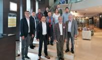 HASAN ARSLAN - TUYED'in Yeni Baskan Haluk Özsevim Oldu