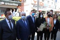 KENDIRLI - AK Parti Genel Baskan Yardimcisi Sarieroglu Açiklamasi 'Huzurumuzu Bozmaya Yönelik Girisimlere Müsaade Etmeyecegiz'