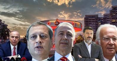 Galatasaray başkanını seçiyor! İşte ilk 6 sandık sonuçları