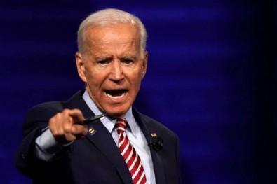 Joe Biden'ın skandal sözleri ortaya çıktı