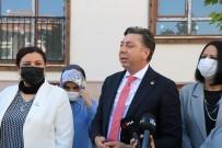 KENDIRLI - Kendirli'den 'TOKI' Açiklamasi Açiklamasi 'Is Makinalari Çalisirken Hamaset Yapilmasini Kabul Etmiyorum'