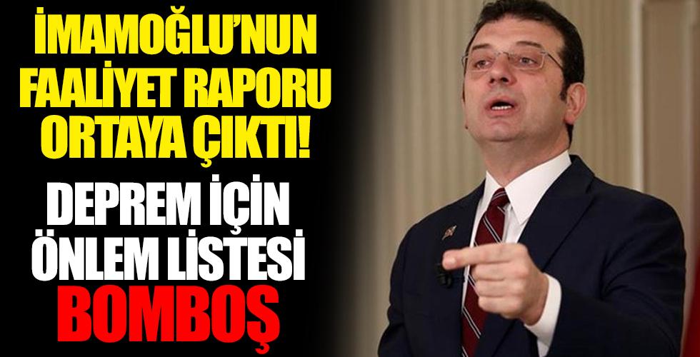 İBB AK Parti Grup Başkanvekili Tevfik Göksu: İstanbul'da deprem tehlikesine karşı İmamoğlu hiçbir çalışma yapmadı