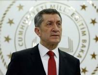 Milli Eğitim Bakanı Ziya Selçuk'tan flaş açıklamalar!