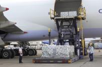 BOEING - ABD'nin Gönderdigi  2.5 Milyon Doz Moderna Asisi Tayvan'a Ulasti