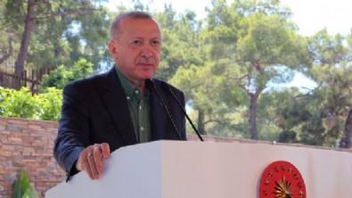 Başkan Recep Tayyip Erdoğan'dan Babalar Günü'ne özel gençlerle buluşma!