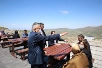 MEHMET ÖZHASEKI - Baskanlar Kadim Kent Kayseri'ye Hayran Kaldi