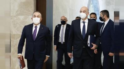 Dışişleri Bakanı Çavuşoğlu: Dendias'ın içinde ukde kaldı galiba her gün Türkiye'yle ilgili konuşuyor