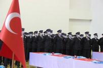 ENGİN ÖZTÜRK - Karaman POMEM'de 260 Polis Adayi Mezun Oldu