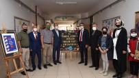 SELÇUK ÜNIVERSITESI - Rektör Aksoy, 'Okulumda Kanpanya Var' Etkinligine Katildi