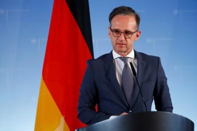 Almanya Dışişleri Bakanı Heiko Maas'tan Türkiye itirafı: Yükü bizim için üstlendi