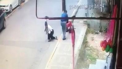 Avcılar'da sokak ortasında dehşet! Adım adım takip edip eski eşine kurşun yağdırdı