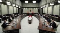 RECEP TAYYİP ERDOĞAN - Bugün Cumhurbaşkanlığı Kabinesi toplanıyor