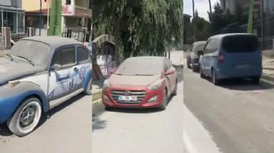 CHP'li Beylikdüzü Belediyesi'nin sokakları temizlememesine vatandaş isyan etti: Ellerim kırılsaydı da oy vermeseydim