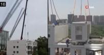 ÇİNLİ - Çinli Sirket 28 Saatte 10 Katli Bina Insa Etti