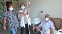 KOAH - Doktor Ozonu Önce Kendisine Sonra Hastalara Uygulamaya Basladi