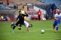 SEFAKÖY - Isitme Engelliler Süper Ligi Çeyrek Final Maçlari Basladi