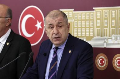 İYİ Parti'den istifa eden Ümit Özdağ partisinin kuruluş tarihini açıkladı