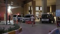 İZMİR  - İzmir'de şebeke suyu içenler hastaneye kaldırıldı