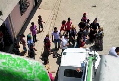 Kaçak Ihbarini Inceleyen Dicle Elektrik Ekibine Saldiri