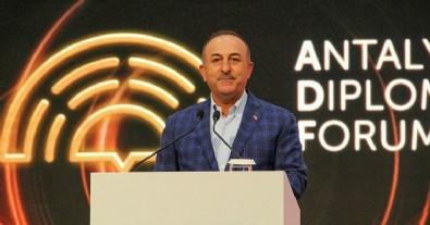 Rum kesiminin hain planı deşifre oldu! Bakan Çavuşoğlu çirkin girişimi açıkladı