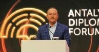 RECEP TAYYİP ERDOĞAN - Rum kesiminin hain planı deşifre oldu! Bakan Çavuşoğlu çirkin girişimi açıkladı