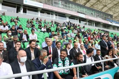 Sakaryaspor'un Yeni Baskani Cumhur Genç Oldu