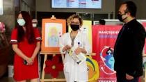 HASTANE YÖNETİMİ - Bahçesehir Koleji Konya Kampüsü Ögrencilerinden Saglik Çalisanlari Için Resim Sergisi