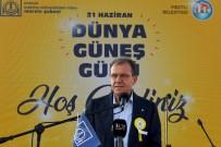 ELEKTRİK TÜKETİMİ - Baskan Seçer Açiklamasi 'Günes Enerjisi Konusunda Önemli Çalismalar Yapiyoruz'