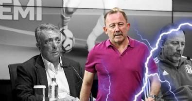 Beşiktaş'ta Sergen Yalçın ile ipler koptu! Yönetim başka hoca arayacak