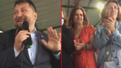 CHP Başakşehir İlçe Başkanı Bakır: CHP'li kadınlar bereketlidir sizden en az 6 çocuk bekliyorum biz 6 okçuyuz ben 3 tane yaptım