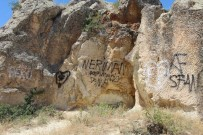 BECEL - Kapadokya'da Peribacalari Çirkin Yazilardan Temizlenecek