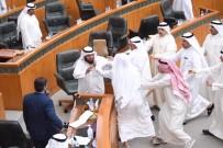 KUVEYT - Kuveyt Parlamentosunda Kavga