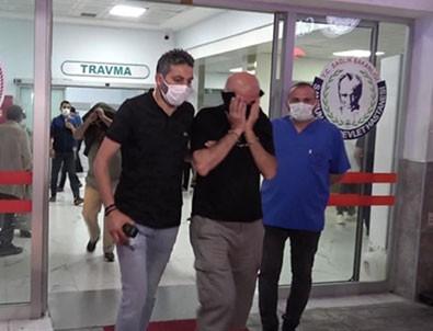 Şehitlikteki Türk bayrağı ve direği çalan hırsızlar yakalandı!